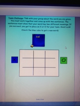 2nd Grade Common Core 2.L.4  Multiple Meaning Intro, Game, & Practice SMARTBoard