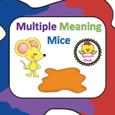 Multiple Meaning Mice