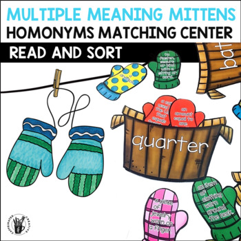 Multiple Meaning Mittens Center