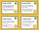 Multiple Meaning Task Cards