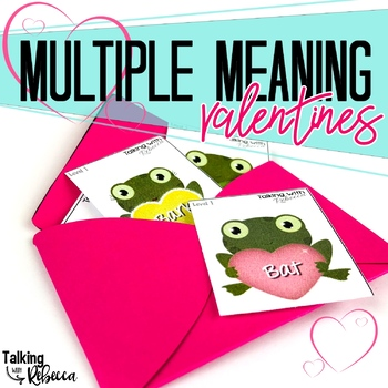 Valentines Multiple Meaning Words