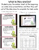 Multiple Meaning Word Digital Task Cards - Paperless for Google Classroom Use