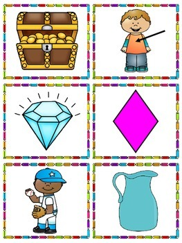 Multiple Meaning Words (75 word cards for homonyms and homographs)