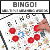 Multiple Meaning Words BINGO!