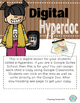 Multiple Meaning Words Hyperdoc