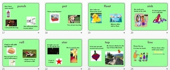Multiple Meaning Words (49 words) Presentation