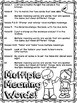 Multiple Meaning Words Reader's Theater (students write part of script)