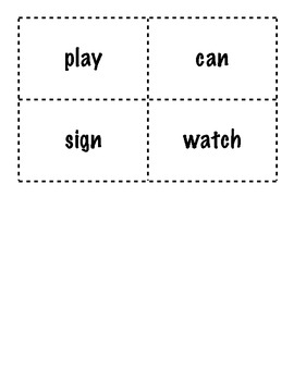 Multiple Meaning Words Sentence Match - Common Core