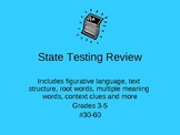 Multiple Meaning Words, Text Structure, and More- FCAT Test Prep