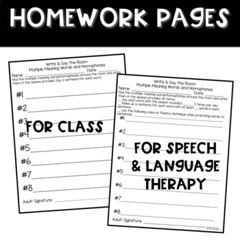 Who Knows/Nose: Multiple Meaning Words & Homophones