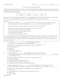 Multiple-Meaning Words Worksheet- Common Words Used Figuratively
