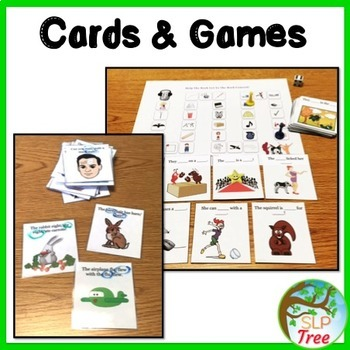 Multiple Meaning Words and Homophones Silly Sentences Bundle