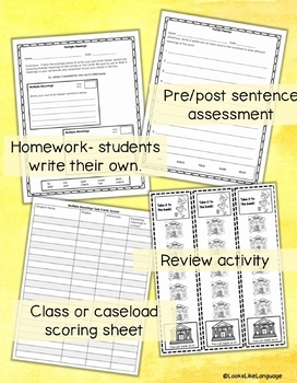 Homonyms Set 2 Applying Multiple Meanings Task Cards