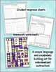 Homonym Task Cards for Thinking with Multiple Meanings 4