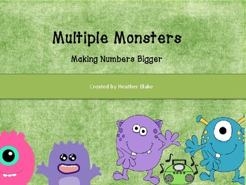 Multiple Monsters