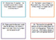 Multiple Operations Review Word Problems 3rd Grade Scoot or Task Cards