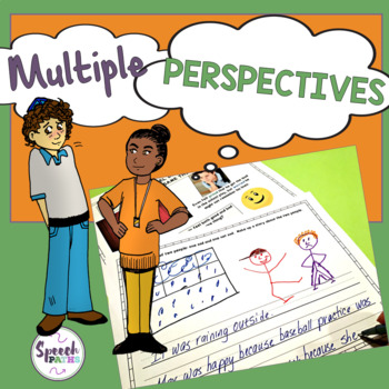 Perspective Taking:  Multiple Perspectives