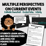 Multiple Perspectives on Public or Current Issues Guided N