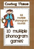 Multiple Phonogram Games - Cowboy