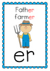 Multiple Phonogram Posters (suitable for use with LEM Phonics Program)