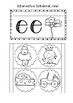 Multiple Phonogram Spelling Workbook - ee