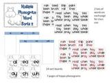 Multiple Phonogram Word Sorts 2