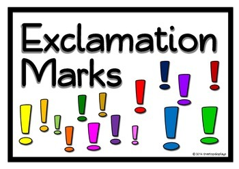 Multiple Punctuation Marks