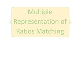 Multiple Representation of Ratios Matching