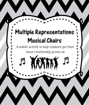 Multiple Representations Musical Chairs