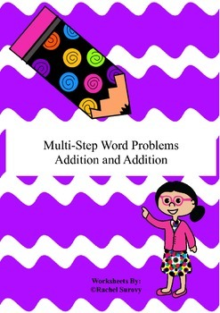 Multiple Step (Multi-Step) Word Problems