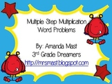 Multiple Step Multiplication Problems