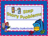 Multiple Step Story Problem Task Cards