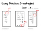 Multiple Strategies Poster for Solving Extended Operations Problems