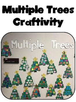 Multiple Trees Craftivity Plus More