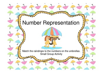 Multiple Ways to Represent Numbers- Spring Theme