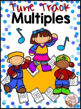 Factors and Multiples: Multiples Music Game using Examples and Non-Examples