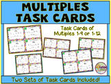 Multiples Task Cards For Skip Counting