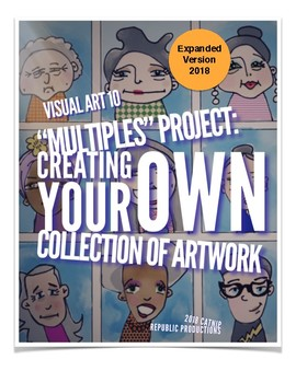 Multiples:  Creating Your Own Collection of Art