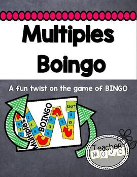 Multiples Bingo Boingo