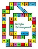 Multiples Extravaganza Game MEGA Bundle- Numbers 1-12, 15,