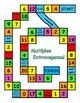 Multiples Extravaganza Game- Numbers 1-12, 15, & 20- STANDARD Form & Multip.