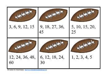 Multiples Football