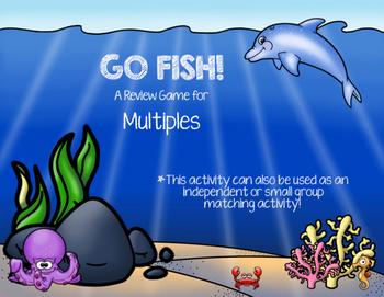 Multiples Go Fish!