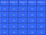 Multiples Jeopardy