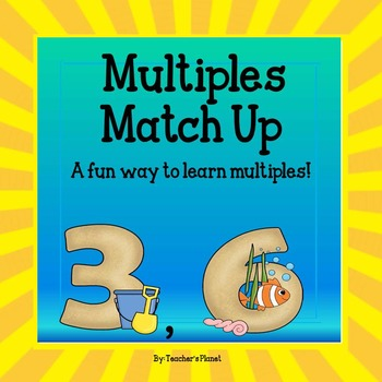 Multiples Games- Multiples Match Up!