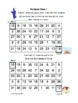 Multiples Maze - Set of FUN practice math puzzles - 3's -