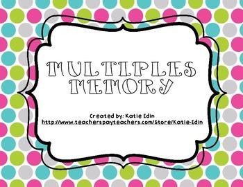 Multiples Memory