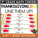 Division No Remainders Thanksgiving Game