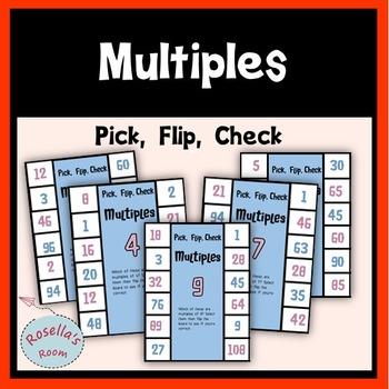 Multiples Pick Flip Check