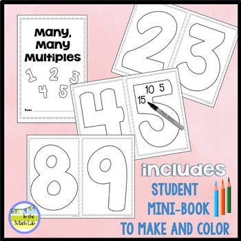 Multiples Posters and Make-Your-Own Multiples Book